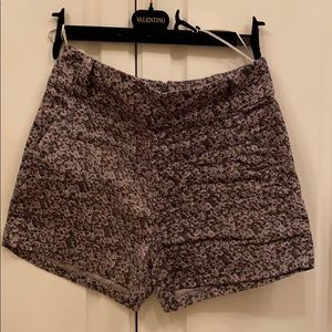 Lucca couture floral print shorts